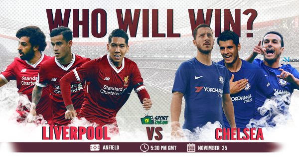 Watch Liverpool vs Chelsea