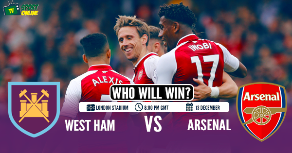 West Ham United vs Arsenal