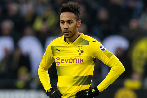 ARSENAL CLOSE IN ON £60M AUBAMEYANG SIGNING