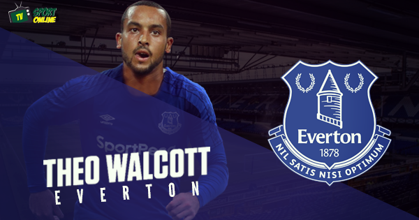 Everton Football Club sign forward from Arsenal