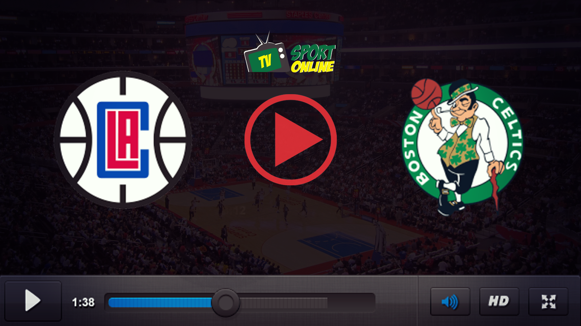 Watch Live Stream Los Angeles Clippers – Boston Celtics