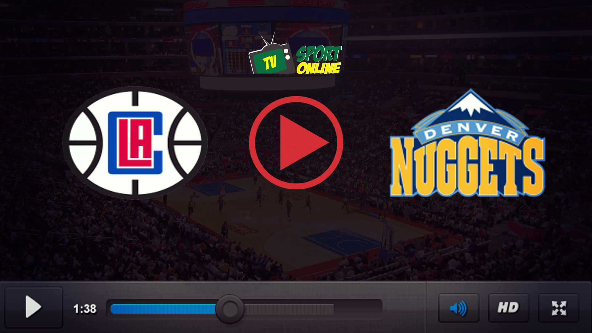 Watch Live Stream Los Angeles Clippers – Denver Nuggets