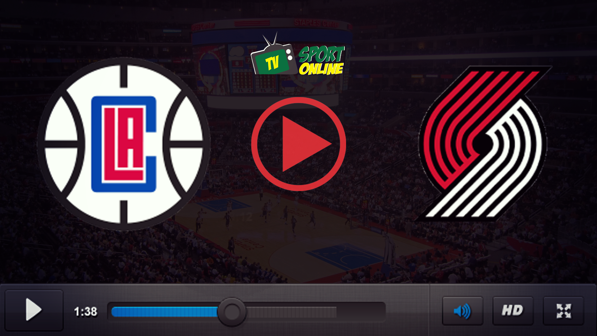 Watch Live Stream Los Angeles Clippers – Portland Trail Blazers