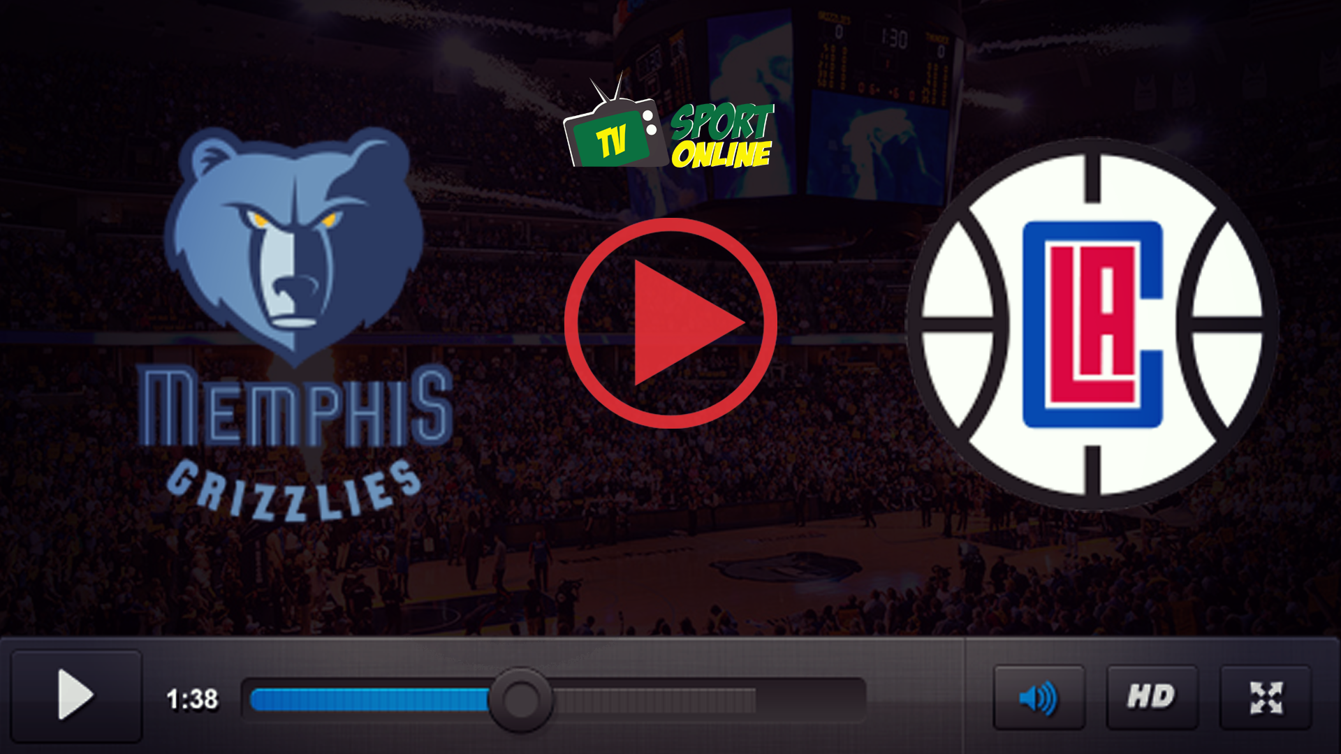 Watch Live Stream Memphis Grizzlies – Los Angeles Clippers