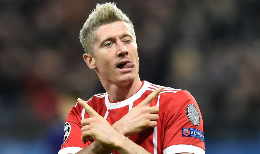 Lewandowski vows to ignore Real Madrid rumours and focus on Bayern