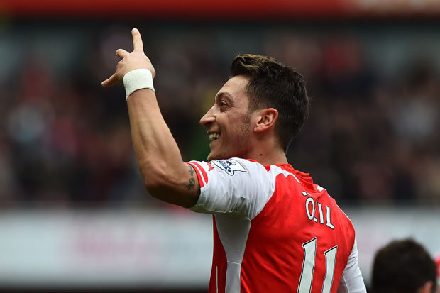 How Arsenal plan to build a successful future around Mesut Ozil