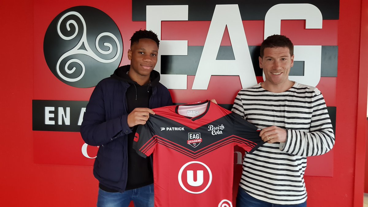 Didier Drogba's son Isaac joins Guingamp