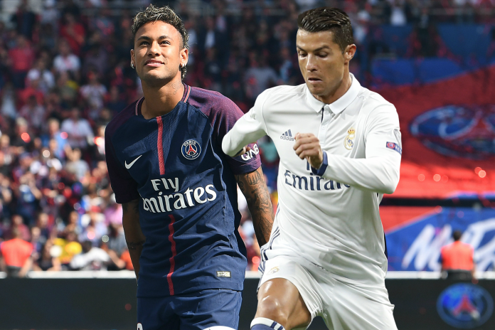 Ronaldo v Neymar? It's Real Madrid v PSG! – Zidane