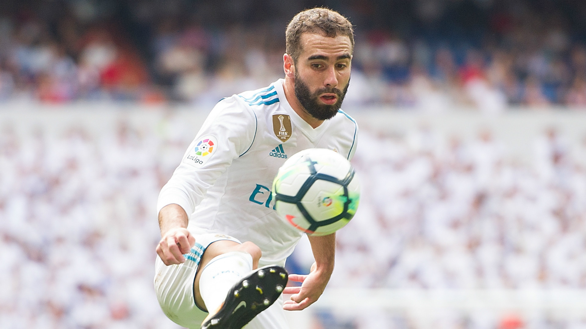 Real Madrid handed Champions League blow as Carvajal forced to miss PSG clash