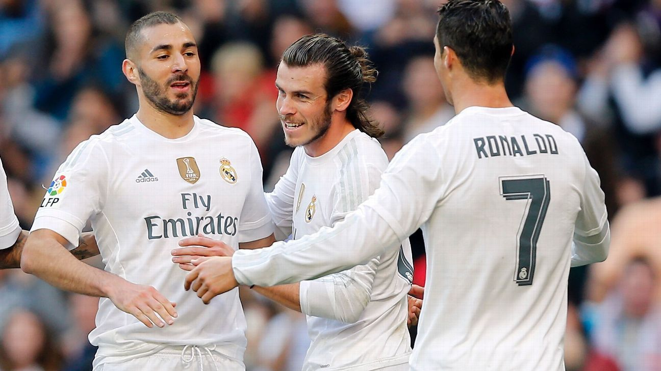 Bye bye BBC? Zidane's Madrid moving away from the deadly trio
