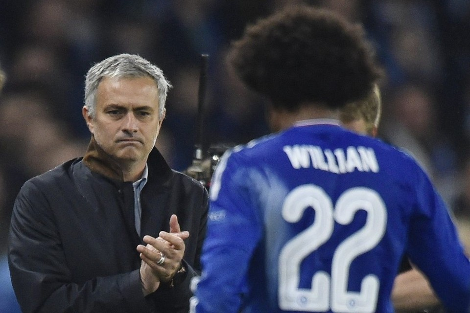 Willian: Jose is my friend but I am at Chelsea