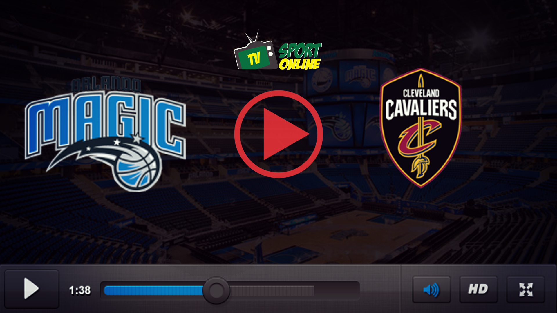 Watch Live Stream Orlando Magic – Cleveland Cavaliers