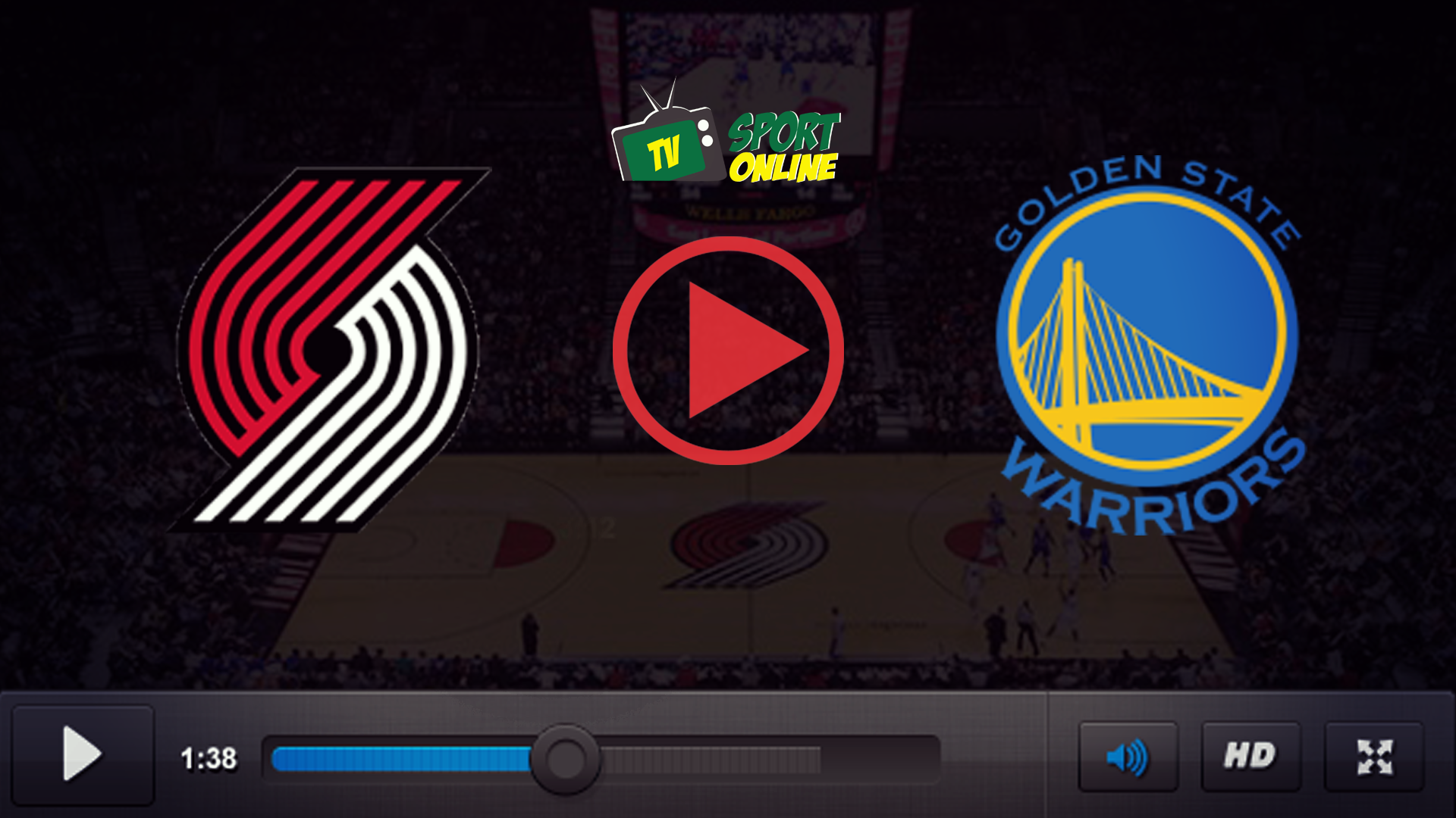 Watch Live Stream Portland Trail Blazers – Golden State Warriors