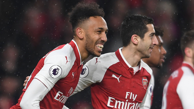 Aubameyang-Mkhitaryan & football's most telepathic partnerships