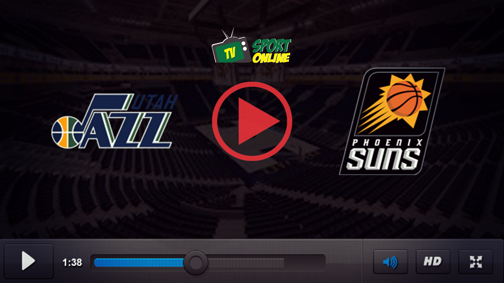 Watch Live Stream Utah Jazz – Phoenix Suns