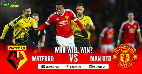 Watford – Manchester United