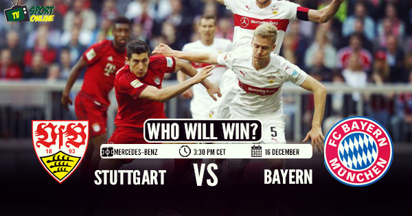 VfB Stuttgart vs Bayern München