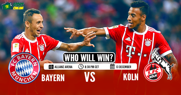Bayern München vs 1. FC Köln