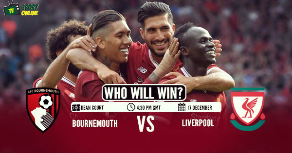 Bournemouth vs Liverpool
