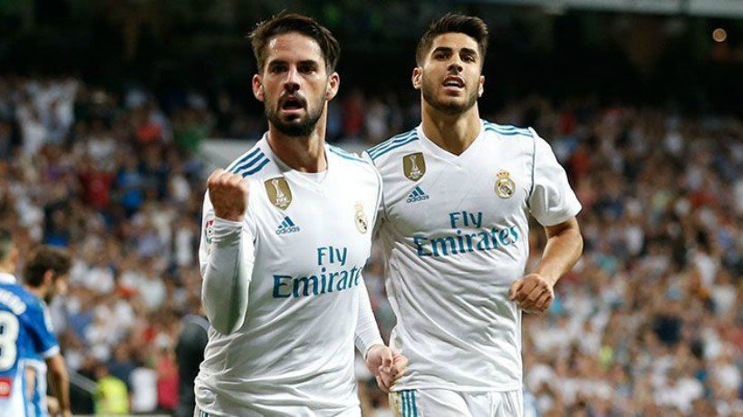 ISCO & ASENSIO CONCERN SPAIN BOSS AFTER STRUGGLING FOR REAL MADRID MINUTES
