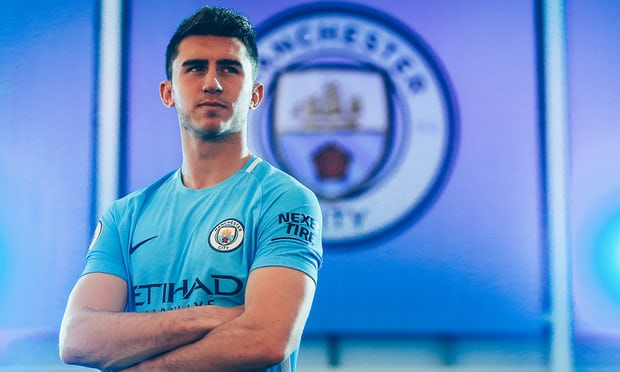 LAPORTE COMPLETES CLUB-RECORD €65M MAN CITY SWITCH