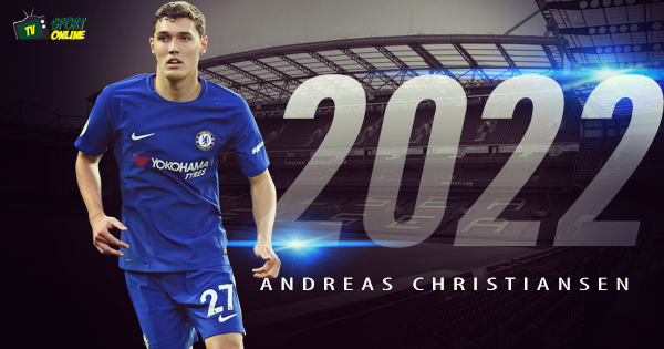 Andreas Christiansen  new deal at Chelsea