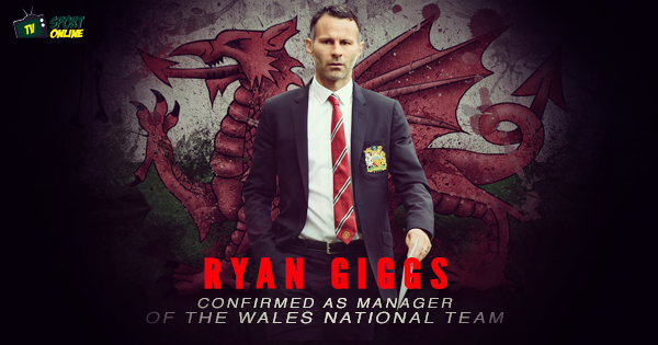Ryan Giggs: Manchester United legend named Wales manager
