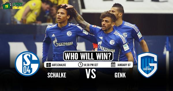 FC Schalke 04 vs KRC Genk