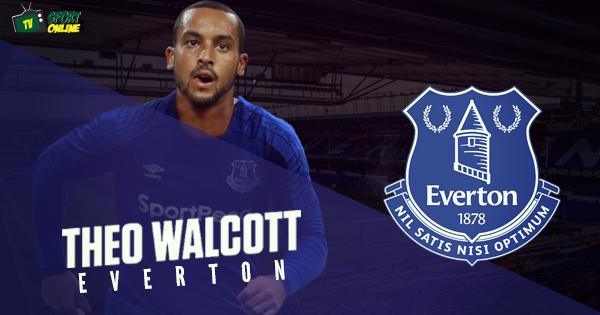 Everton Football Club sign forward from Arsenal