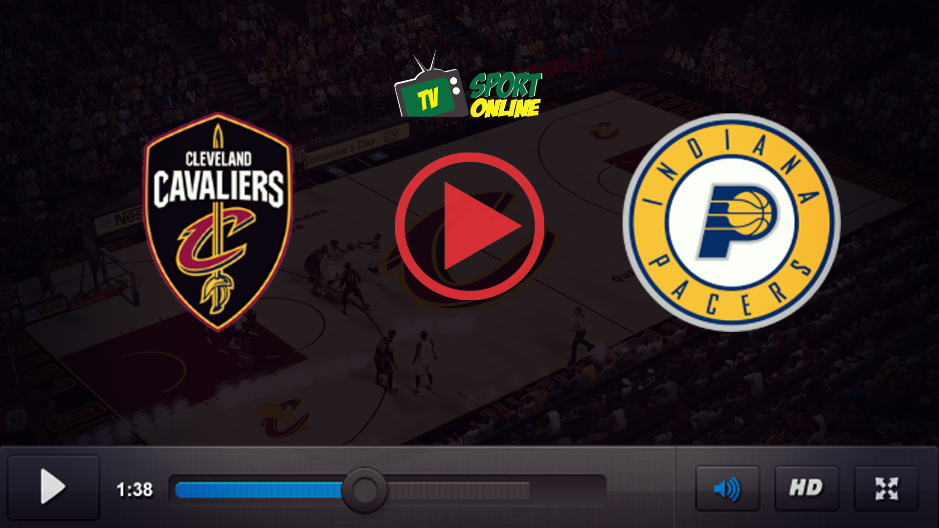 Watch Live Stream Cleveland Cavaliers – Indiana Pacers
