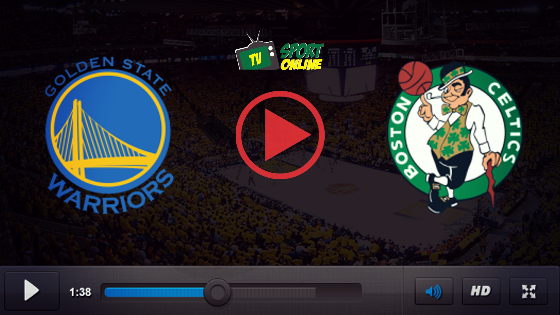 Watch Live Stream Golden State Warriors – Boston Celtics