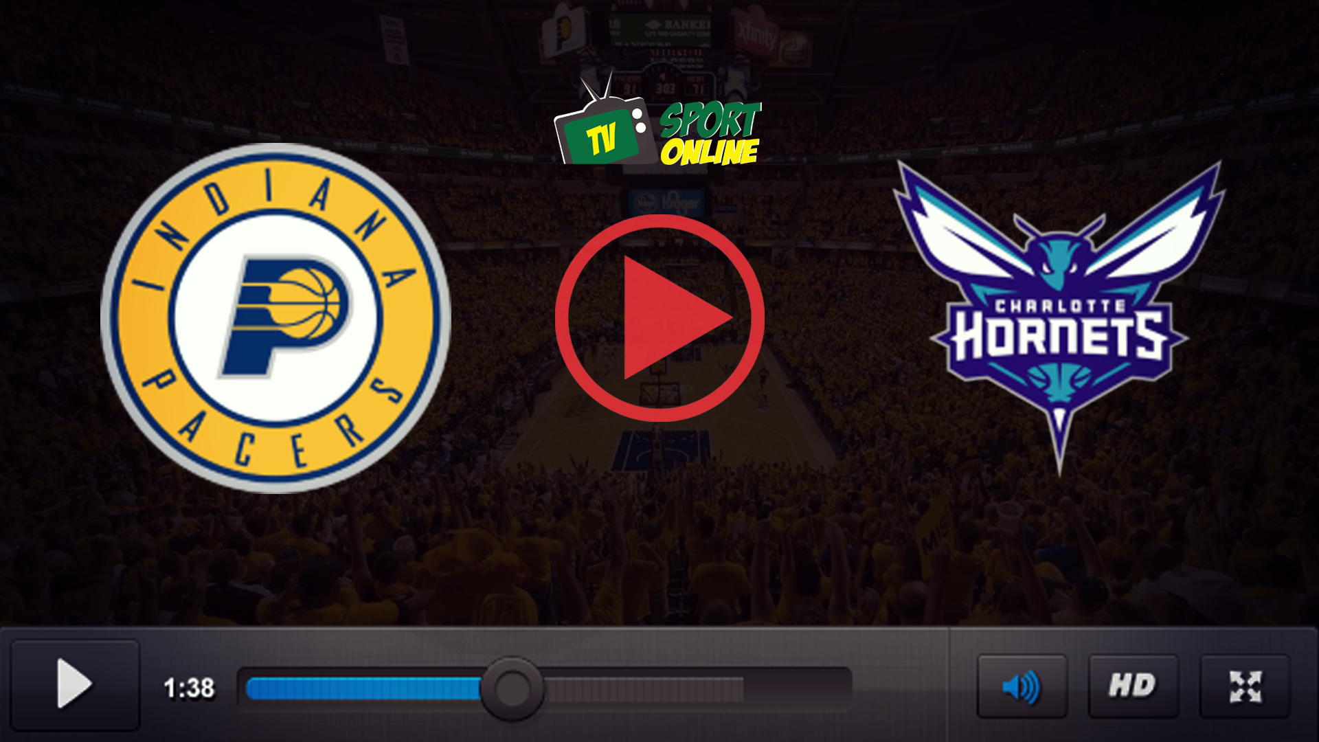 Watch Live Stream Indiana Pacers – Charlotte Hornets