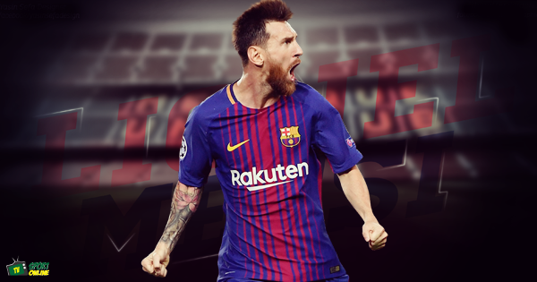 MESSI BREAKS MULLER GOAL RECORD WITH HIS 366TH LEAGUE GOAL FOR BARCELONA