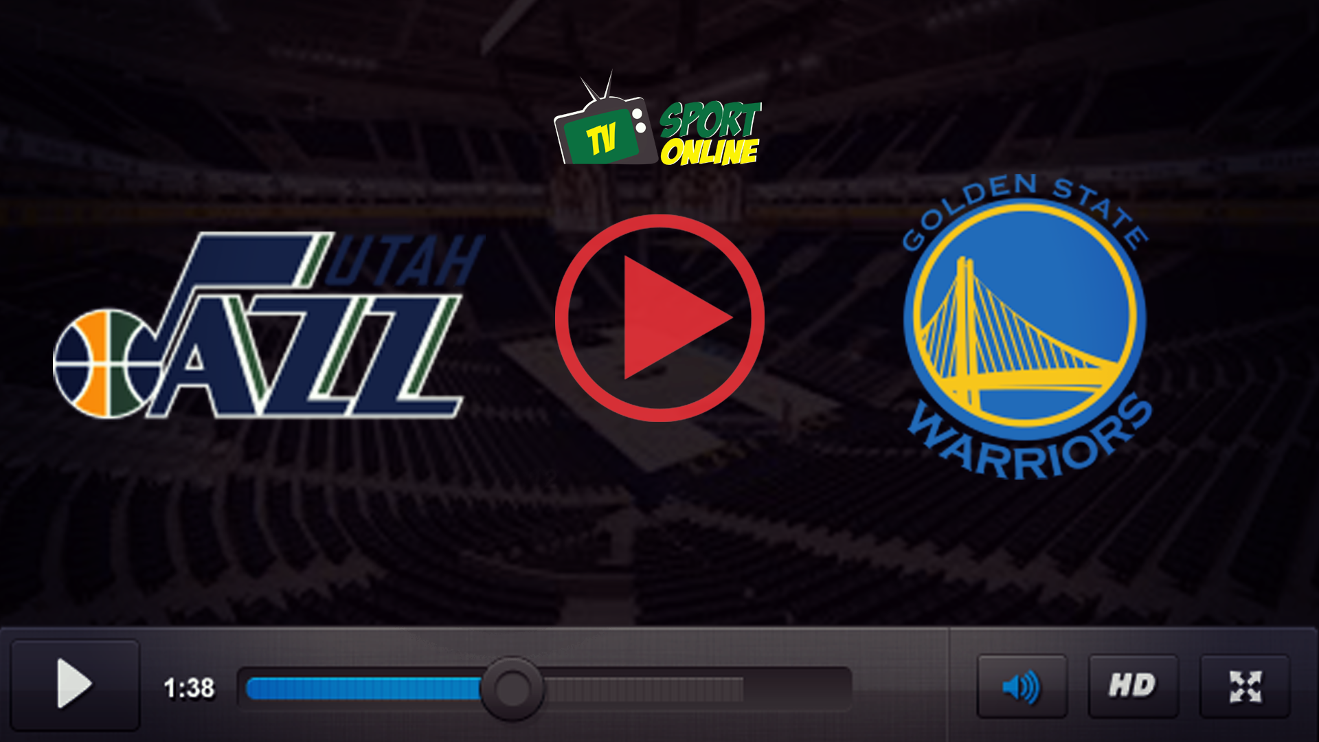 Watch Live Stream Utah Jazz – Golden State Warriors