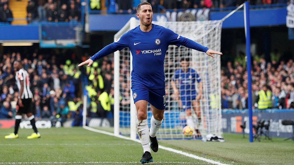 Hazard: Real Madrid & PSG? I'll change clubs when I want to