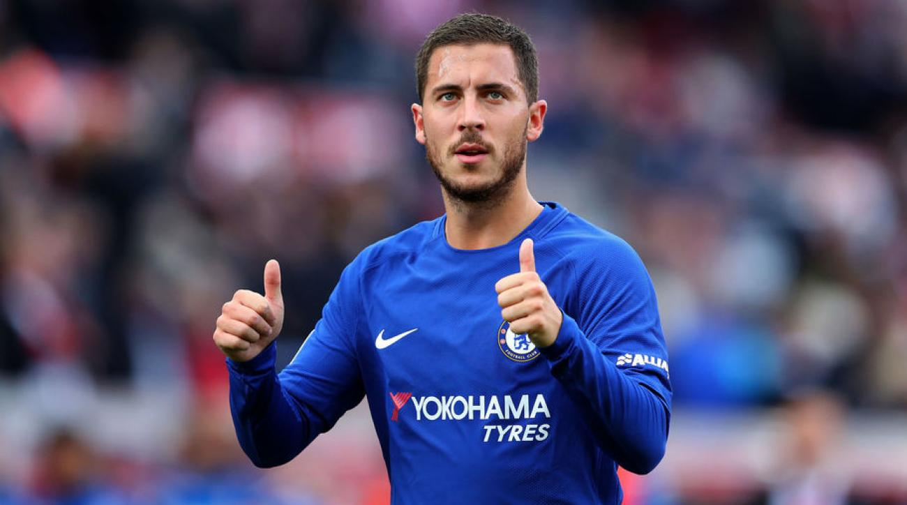 Chelsea to offer Hazard massive raise