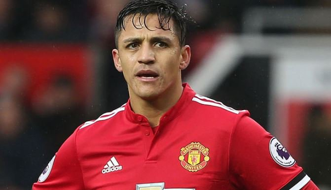 Alexis Sanchez given 16-month prison sentence for tax fraud