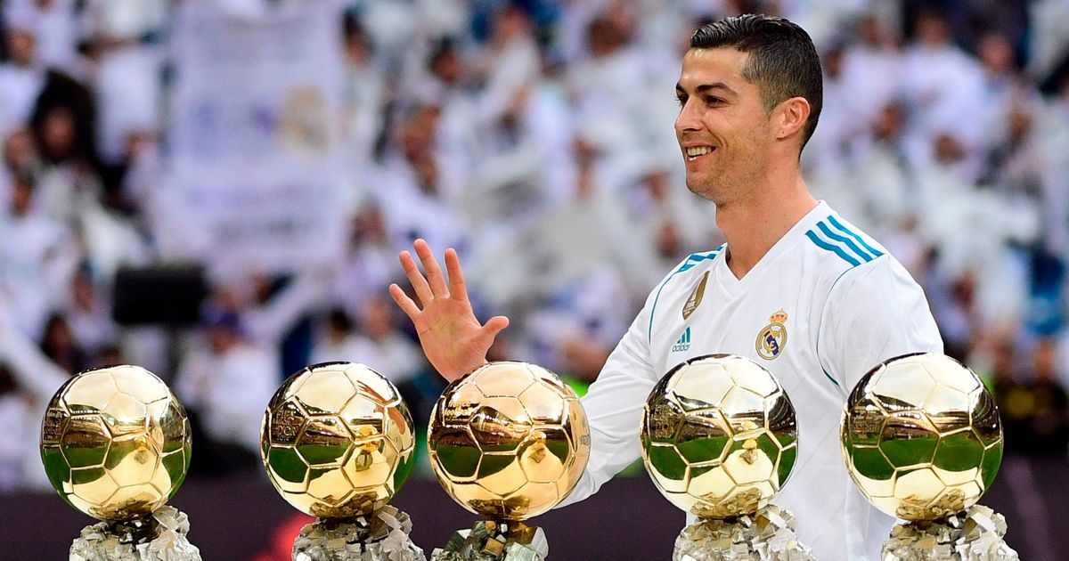 Ronaldo: I want three more Ballon d'Or awards but would be happy if I retired now