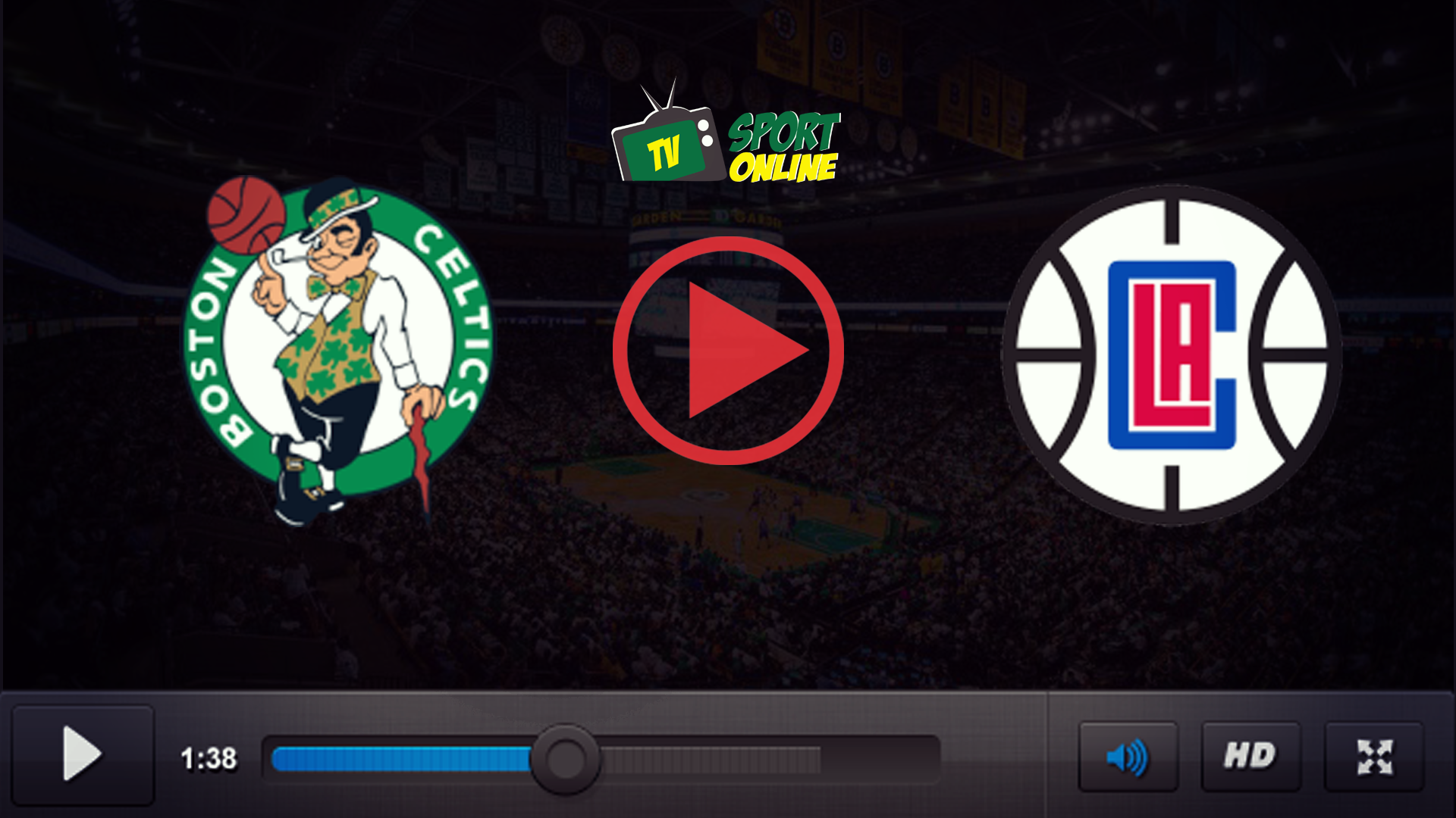 Watch Live Stream Boston Celtics – Los Angeles Clippers