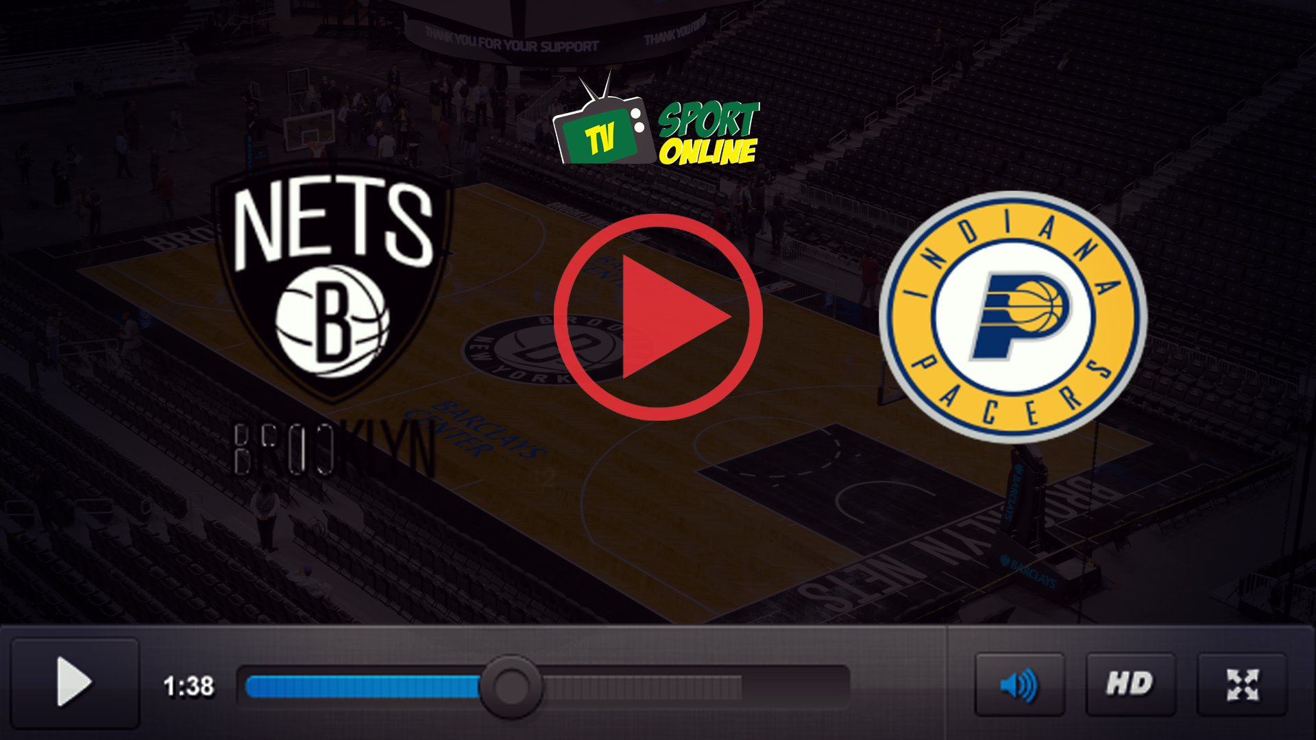Watch Live Stream Brooklyn Nets – Indiana Pacers