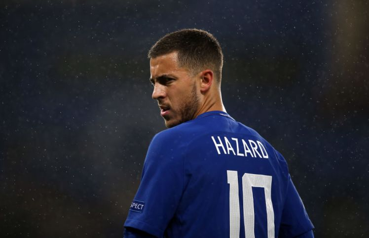 Hazard: Chelsea changes to blame for form failure