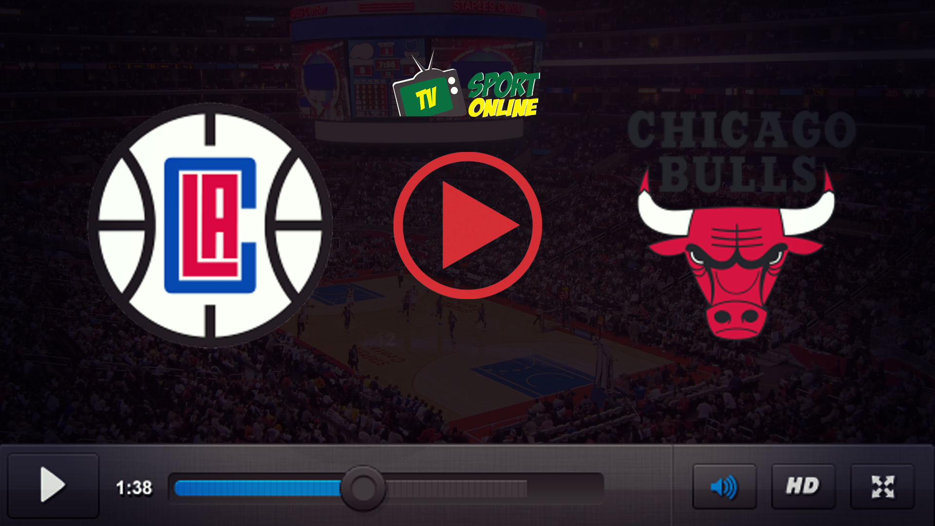 Watch Live Stream Los Angeles Clippers – Chicago Bulls