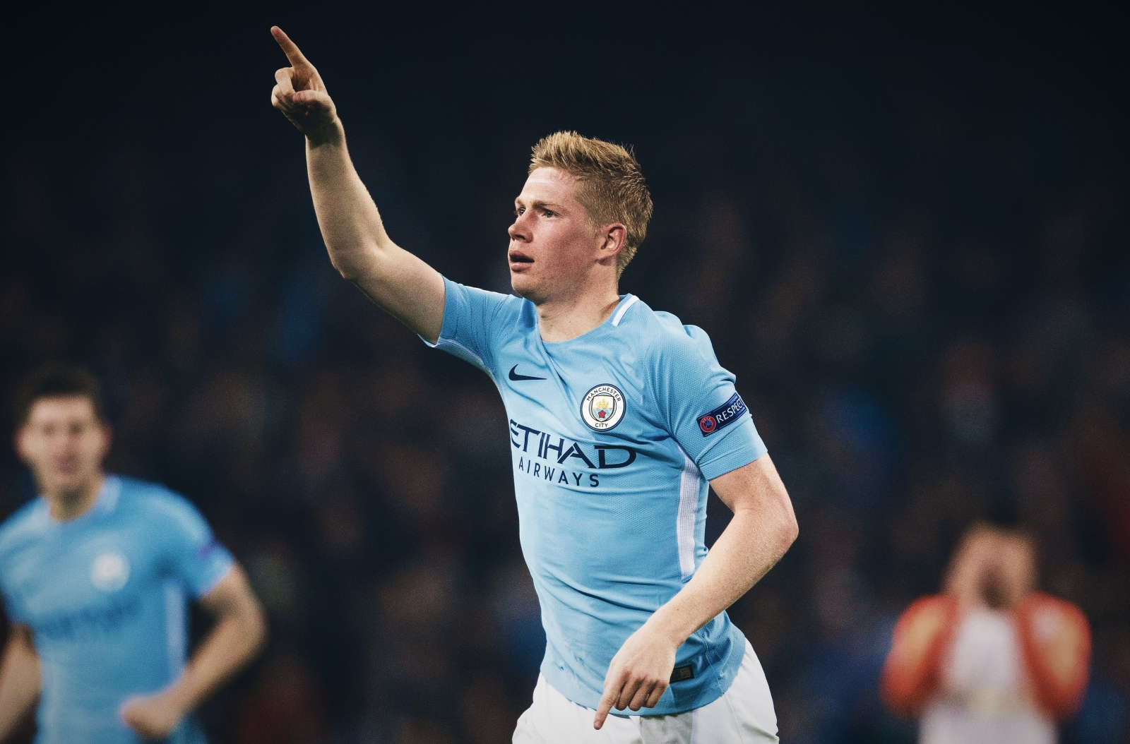 'Every team would love to have De Bruyne' – Aguero praises Man City team-mate