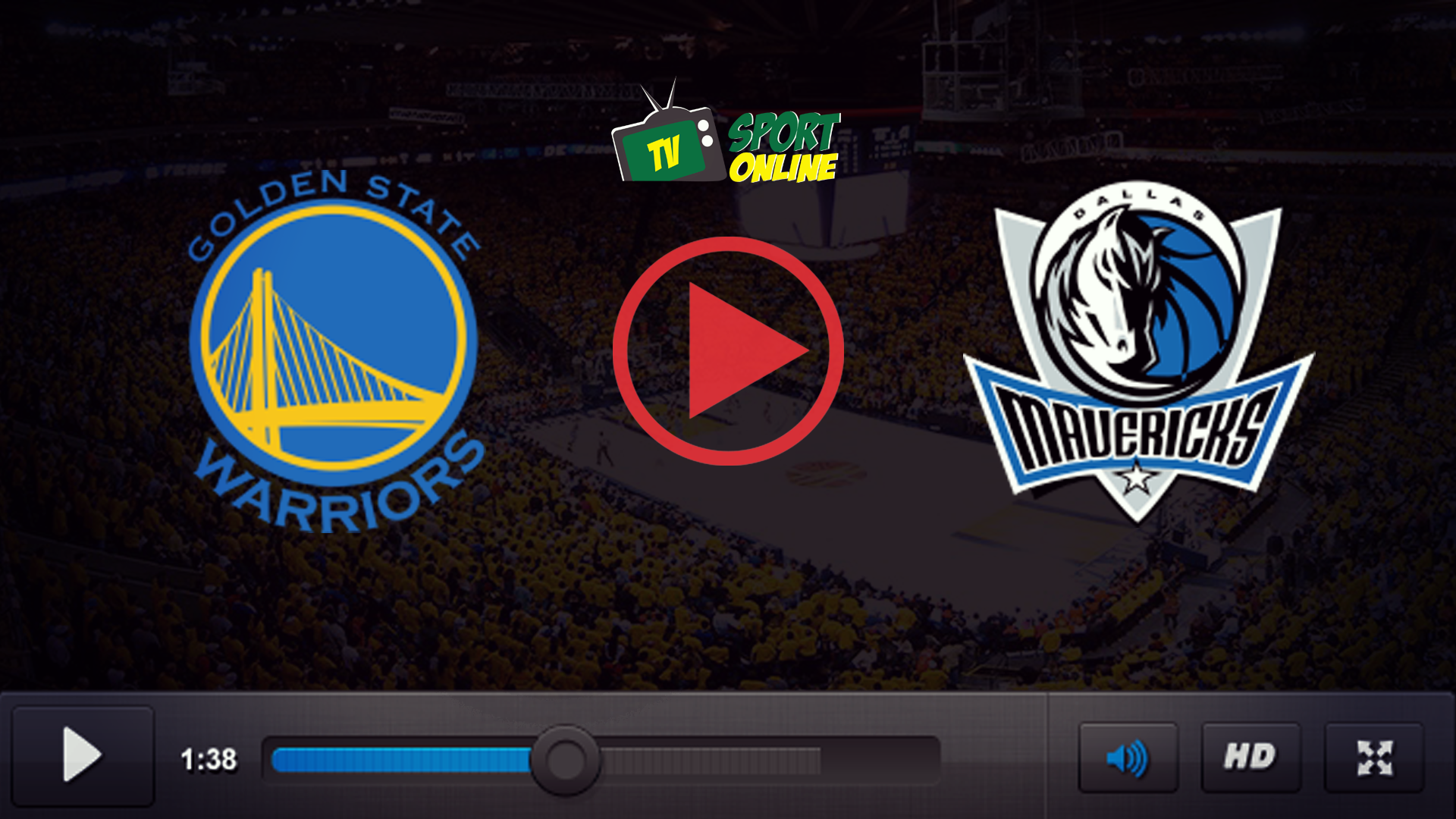 Watch Live Stream Golden State Warriors – Dallas Mavericks
