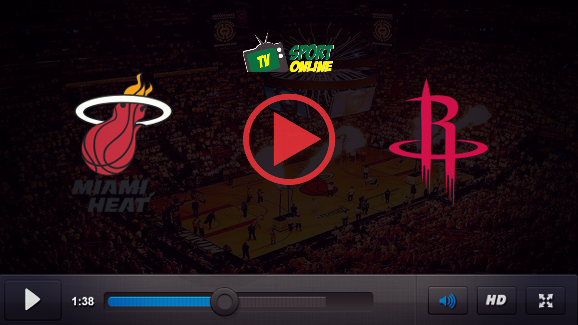 Watch Live Stream Miami Heat – Houston Rockets