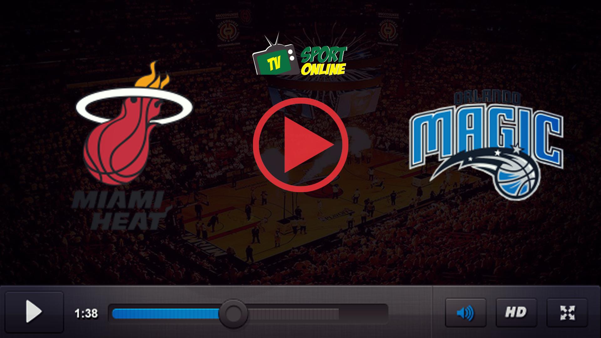 Watch Live Stream Miami Heat – Orlando Magic