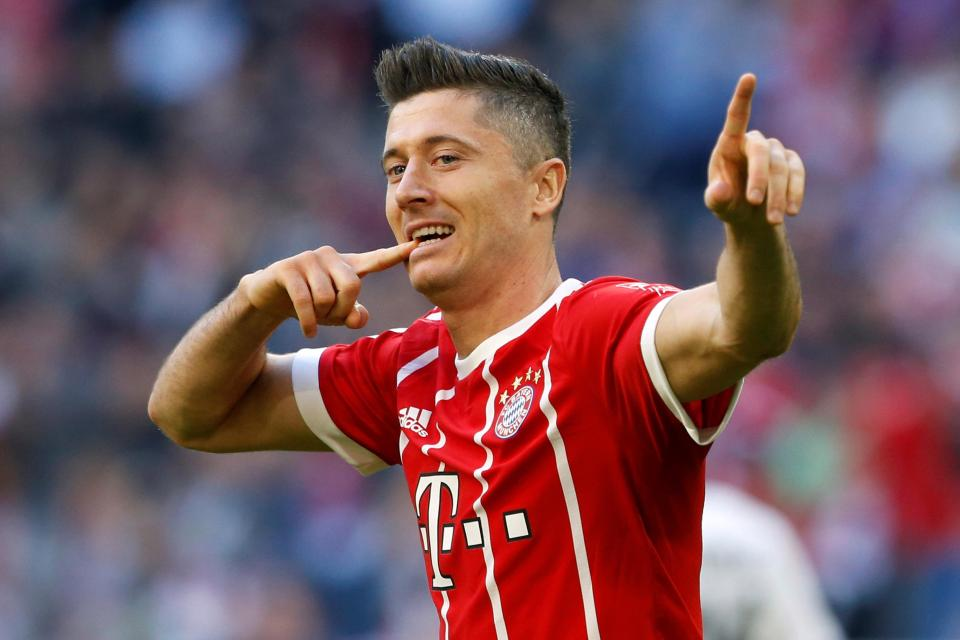 Lewandowski growing tired of Real Madrid transfer chatter