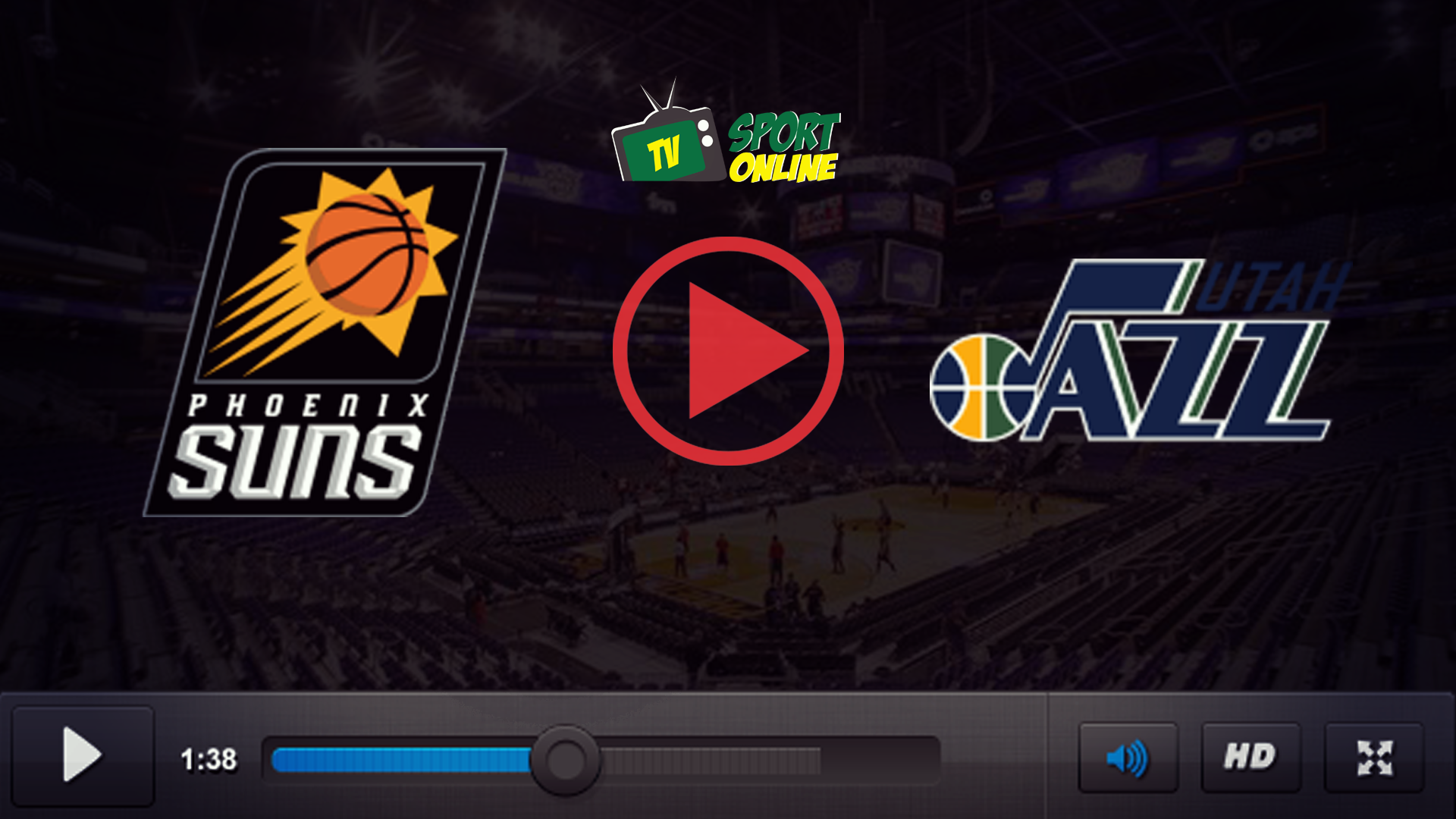 Watch Live Stream Phoenix Suns – Utah Jazz