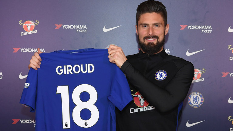 Disappointing to leave Arsenal but Chelsea move 'made sense' – Giroud