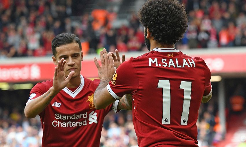 I miss Coutinho – Salah on Brazilian's switch to Barcelona